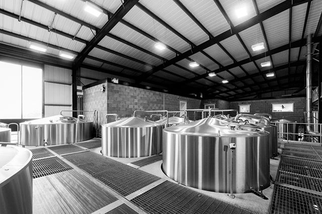 Our brewery can produce 1,000 barrels a week. That's 288,000 pints! It would take you over 394 years to get through this volume if you had 2 pints a day. • • • • • #beerfacts #fact #brewery #brewing #beer #caskale #ale #PendleHill #mysticalbeers #moorhouses